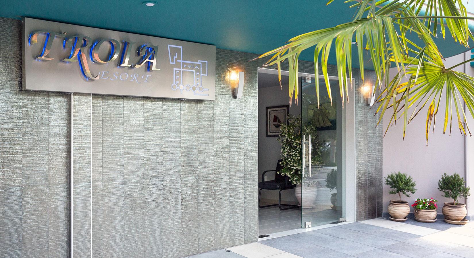 Troia Resort | Modern studios to rent in Asprovalta | Rent Rooms, Rent Studios, Rent Apartments, Asprovalta, Nea Vrasna